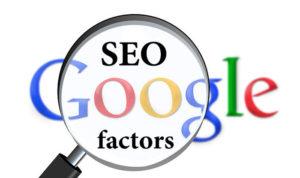 fattori-seo-300x178 Posizionamento su Google. Rimediare al calo delle visite del tuo sito.
