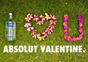 absolut-cartel-san-valentin-300x212 San Valentino - Marketing strategico e creativo!